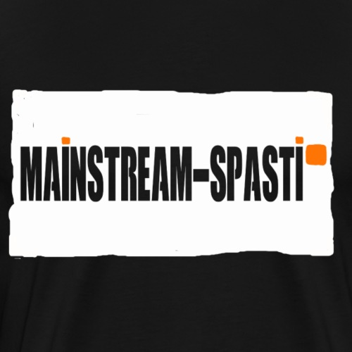 MainstreamSpasti V1 - Männer Premium T-Shirt