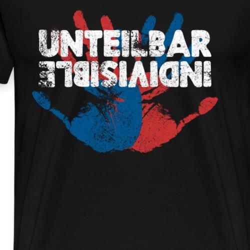#Unteilbar Shirt Solidarität statt Ausgrenzung - Männer Premium T-Shirt