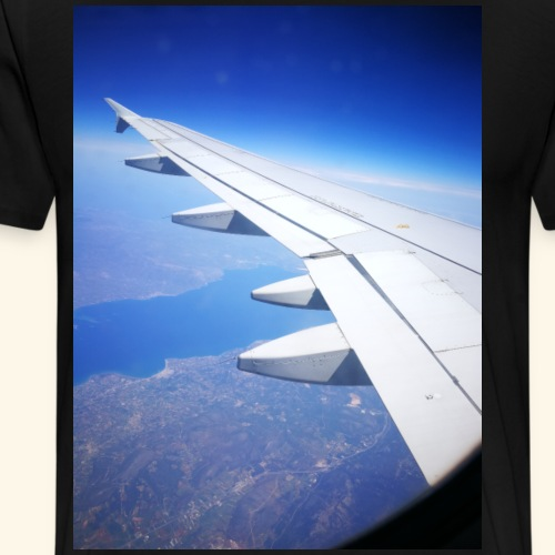 Flieger - Männer Premium T-Shirt