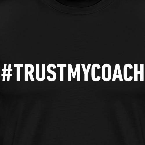 trustmycoach - Männer Premium T-Shirt