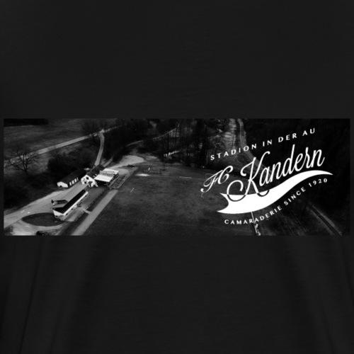 FB Titelbild - Männer Premium T-Shirt