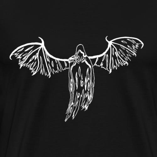 Angel of Death weiß - Männer Premium T-Shirt