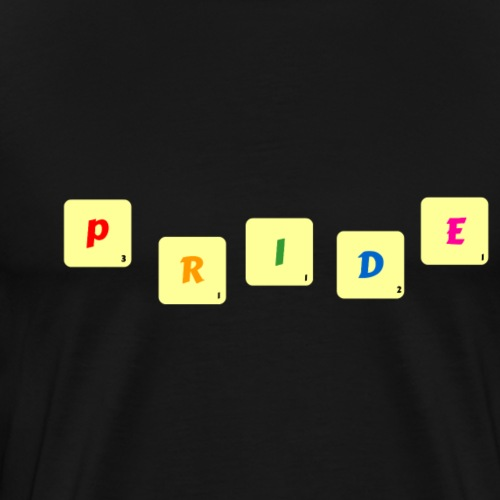 Pride Tiles - Men's Premium T-Shirt