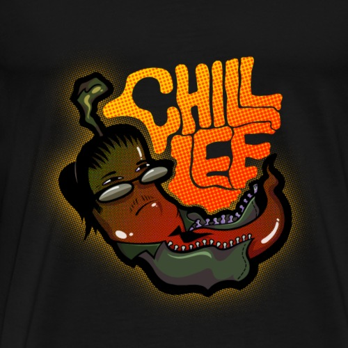 CHILL LEE - Männer Premium T-Shirt