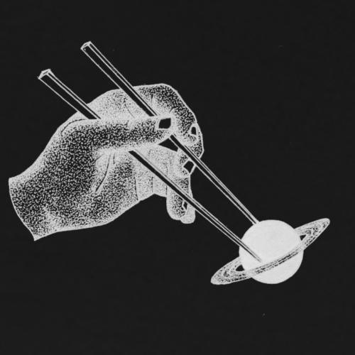 The Sticks - Logo [WHITE] - Men's Premium T-Shirt