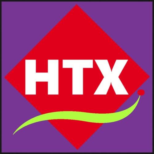 Logo HTX - T-shirt Premium Homme