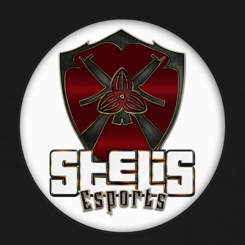 Stelis Esport logo - Men's Premium T-Shirt