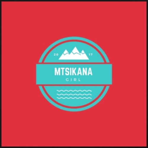 mtsikana red - Men's Premium T-Shirt