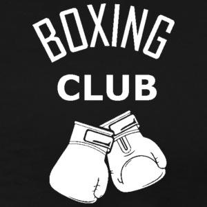 Boxing club blanc - T-shirt Premium Homme