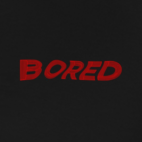 TEAM BORED - T-shirt Premium Homme