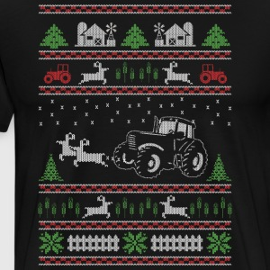 farmer Christmas - Men's Premium T-Shirt