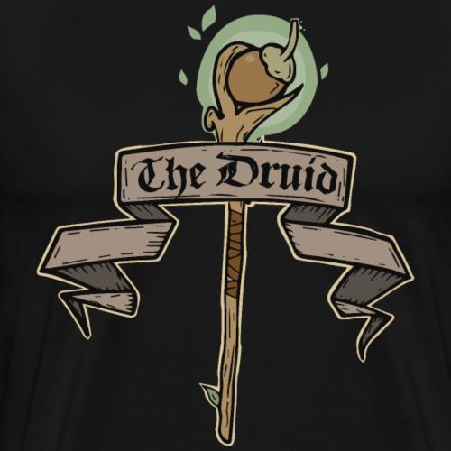 The Druid - Men's Premium T-Shirt