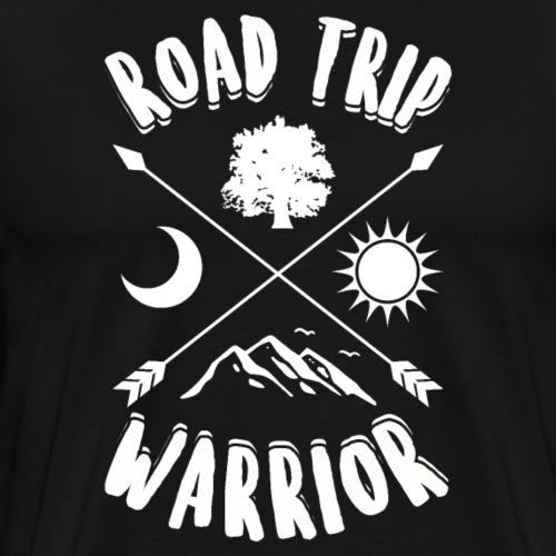 Road Trip - Roadtrip - Männer Premium T-Shirt