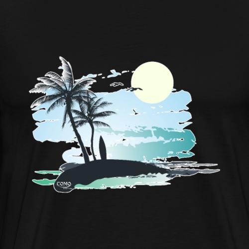 Beach Life - Männer Premium T-Shirt