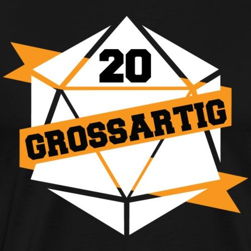Grossartig - Männer Premium T-Shirt