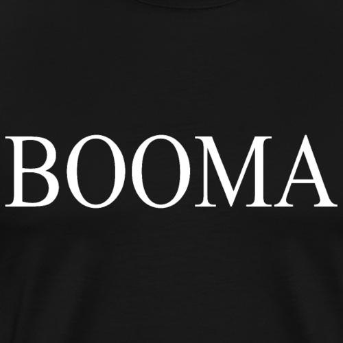 BOOMA - Men's Premium T-Shirt