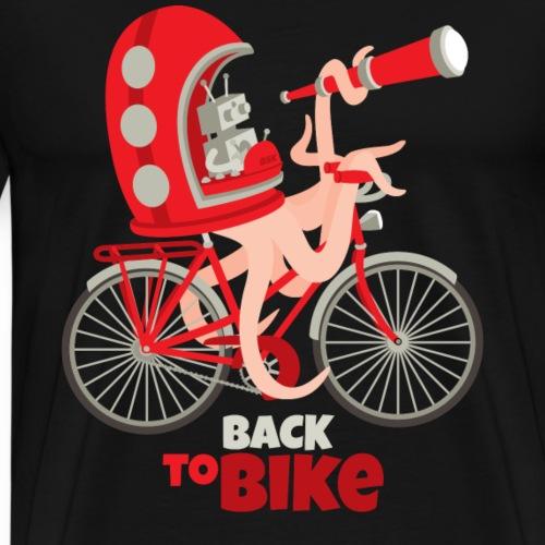 Back to Bike - T-shirt Premium Homme