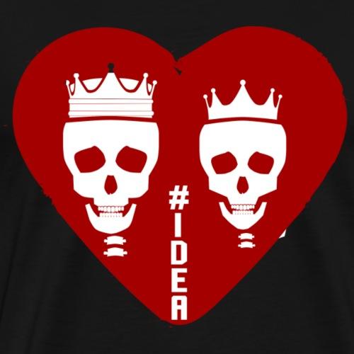 #IDEA ETERNITY LOVE - Maglietta Premium da uomo