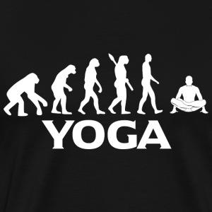 evolution YOGA wt - Männer Premium T-Shirt