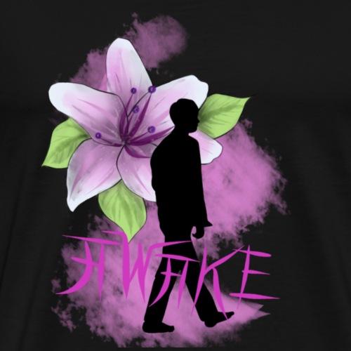 AWAKE-JIN - T-shirt Premium Homme
