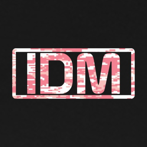 Digital Camo - Pink - Men's Premium T-Shirt