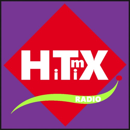 HiTmiX Logo - T-shirt Premium Homme
