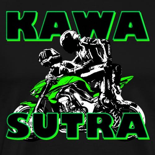 KAWA SUTRA Biker lifestyle - Männer Premium T-Shirt