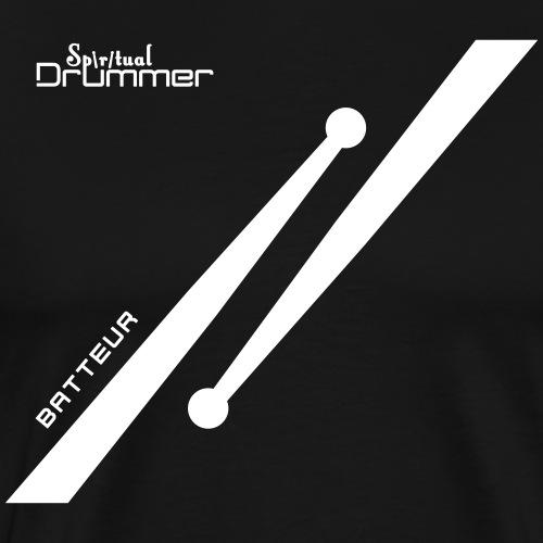 Drumstick Design Batteur