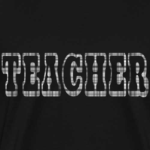 Teacher - T-shirt Premium Homme