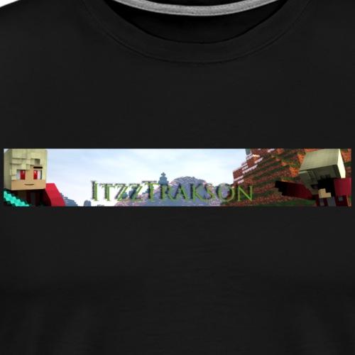 #TraksonArmy (alter Banner) - Männer Premium T-Shirt