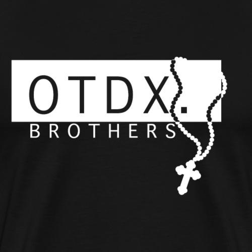 OTDX WHITE - Männer Premium T-Shirt