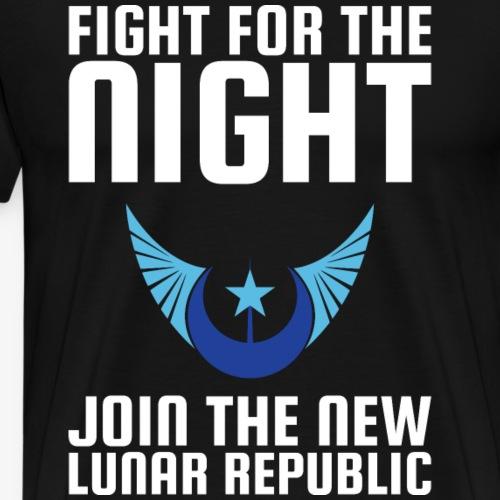 Join The NLR - Männer Premium T-Shirt