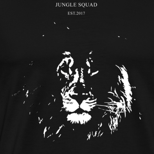 Jungle squad est.2017 - Männer Premium T-Shirt