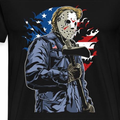 American Killer - Männer Premium T-Shirt