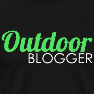Outdoor Blogger - Premium-T-shirt herr