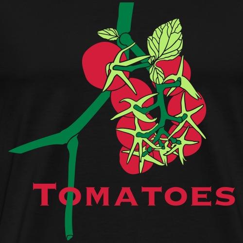 tomatoes - Männer Premium T-Shirt