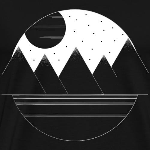 Kreis - Männer Premium T-Shirt