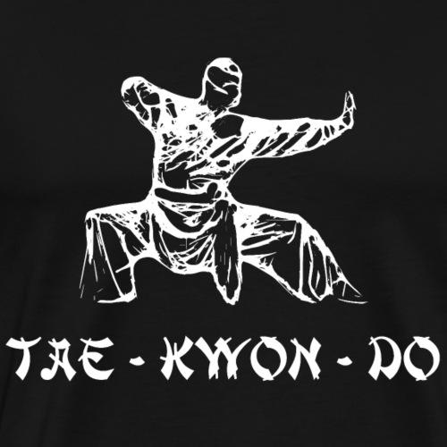 TAE KWON DO - Männer Premium T-Shirt