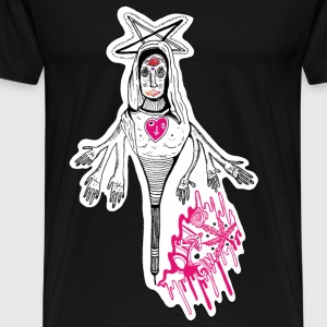 Mary Ghost - Herre premium T-shirt