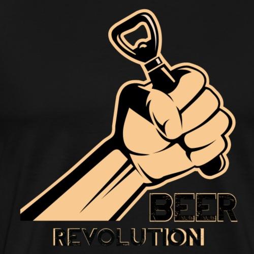 Beer revolution - Maglietta Premium da uomo