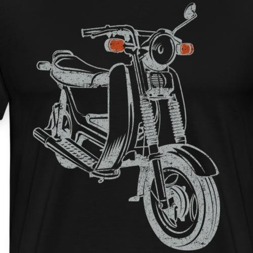 Simson SR50 SR80 - Männer Premium T-Shirt