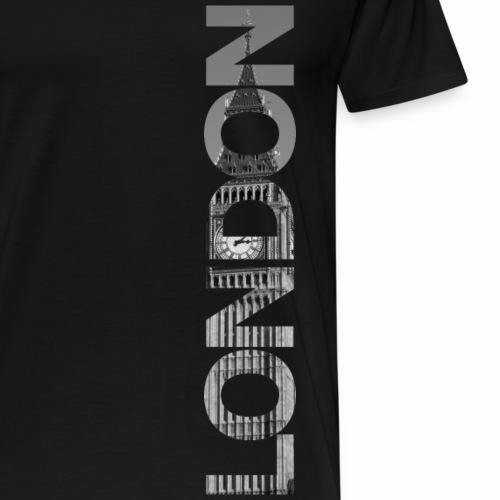 London Big Ben - Men's Premium T-Shirt