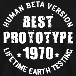 1970 - The year of birth of legendary prototypes - Men's Premium T-Shirt