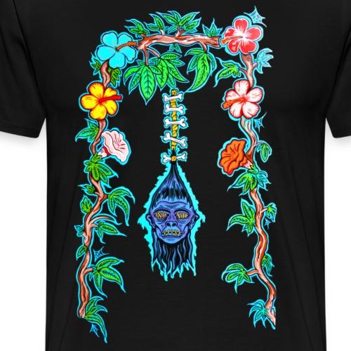 Schrumpfkopf - Männer Premium T-Shirt