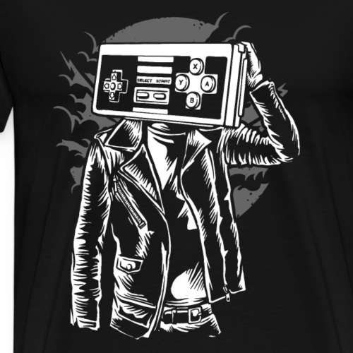 Street Gamers - Männer Premium T-Shirt