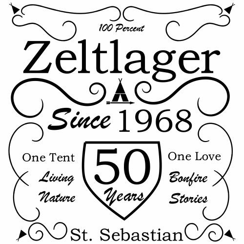 Zela Since 1968 - Vintage - Männer Premium T-Shirt