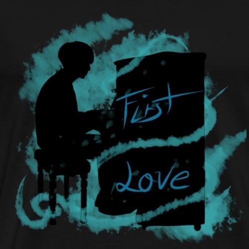 FIRST LOVE - Suga - T-shirt Premium Homme