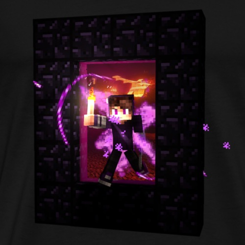 Through the Portal Collection - Men's Premium T-Shirt
