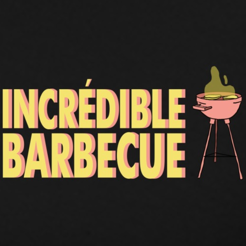 Incrédible Barbecue - T-shirt Premium Homme