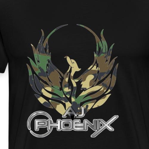 Camo Green AJ Pheonix - Men's Premium T-Shirt
